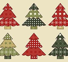 Christmas Card - Christmas Tree by chinachen