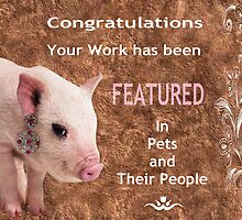 People and Their Pets Banner by me! by Vicki Childs