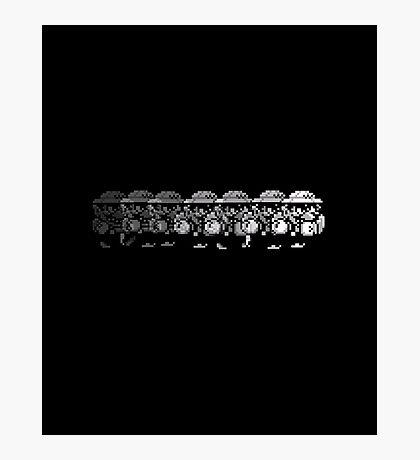 Wario Photographic Print