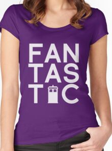 FANTASTIC Women's Fitted Scoop T-Shirt