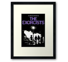 The Exorcists (Supernatural & The Exorcist) Framed Print