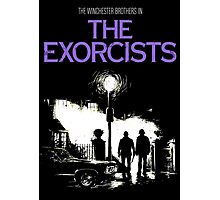 The Exorcists (Supernatural & The Exorcist) Photographic Print