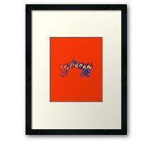Contra! Framed Print