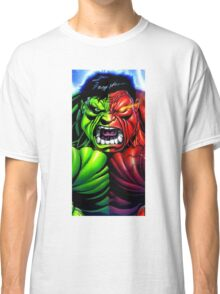 red green monster Classic T-Shirt