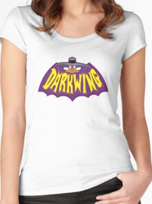 Darkwing Women's Fitted Scoop T-Shirt