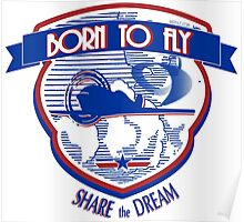 Born to Fly Poster