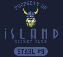 Iceland Hockey Kids Clothes