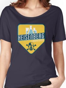 Heisenberg Labs Women's Relaxed Fit T-Shirt