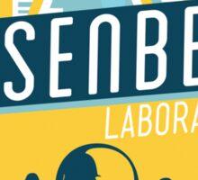 Heisenberg Labs Sticker