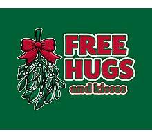 Free Hugs Photographic Print