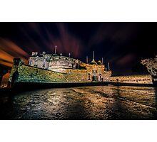Castle reflections Photographic Print