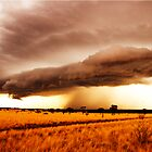 storm cloud by oonaphotography