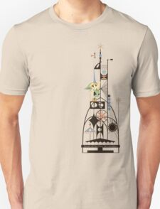 Tower of the Four Windwakers Unisex T-Shirt