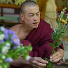 The Florist Monk by Mark Prior