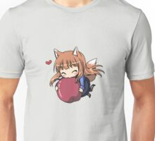 Holo the apple Lover! Unisex T-Shirt