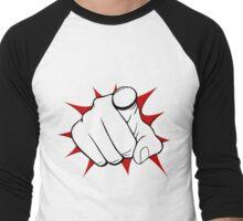 You! Men's Baseball ¾ T-Shirt