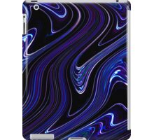 Liquid Violet No.4 - Luminosity series iPad Case/Skin