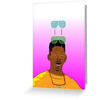 Cool Down - Fresh P Greeting Card