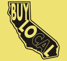 Buy Local California by Brantoe
