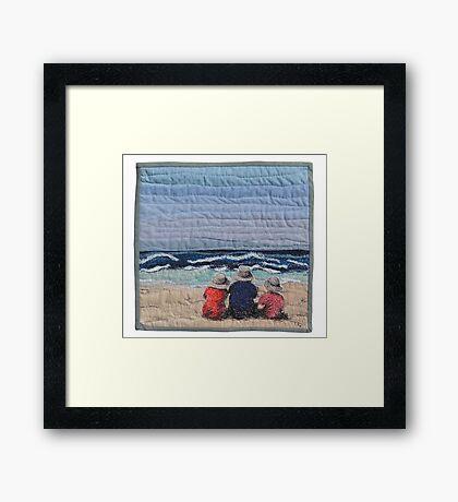 Beach Boys Framed Print