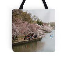 Tidal Basin Washington DC. Tote Bag