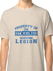 Attack on Titan - Sports Theme! Property of The Scouting Legion. ver 2 Classic T-Shirt