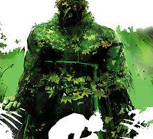 Swamp Thing - New 52 #18 by mmatsi