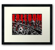 """Freedom"" Framed Print"