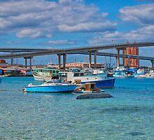 Tale of two bridges by Rashad Penn