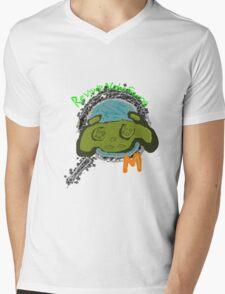 Video Game review mech Mens V-Neck T-Shirt