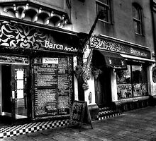 Barca ArtCafe by Andrew Pounder