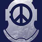 Peace Diver II by Jonah Block