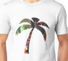 Summer Palm Unisex T-Shirt