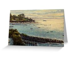 Sorrento, Mornington Peninsula, Victoria, Australia Greeting Card