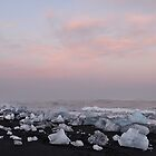 Ice Beach by Peter Hammer