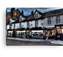 Salutation Inn Canvas Print