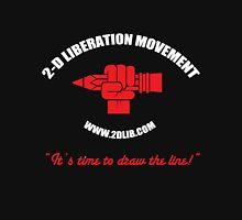 2-D LIBERATION MOVEMENT Unisex T-Shirt