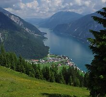Achensee Pertisau by Rob Schoon