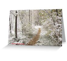 Merry Christmas (8) Greeting Card