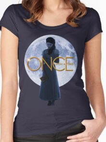 Belle - Once Upon a Time Women's Fitted Scoop T-Shirt