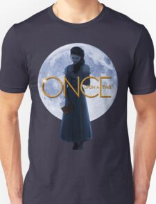 Belle - Once Upon a Time Unisex T-Shirt