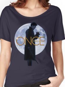 Captain Hook/Killian Jones - Once Upon a Time Women's Relaxed Fit T-Shirt