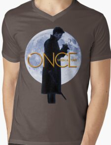 Captain Hook/Killian Jones - Once Upon a Time Mens V-Neck T-Shirt