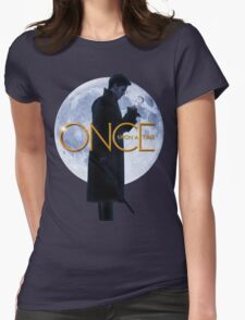 Captain Hook/Killian Jones - Once Upon a Time Womens Fitted T-Shirt