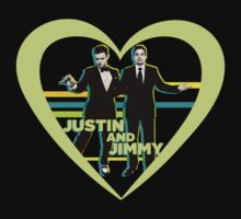 Justin and Jimmy Kids Tee