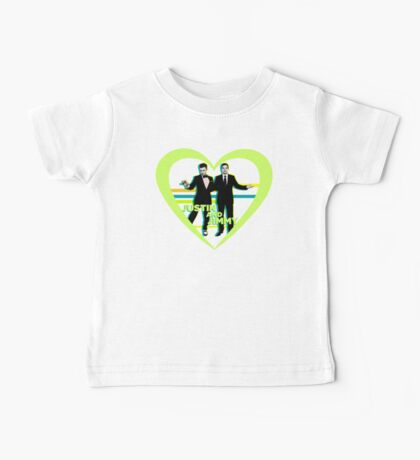 Justin and Jimmy Baby Tee