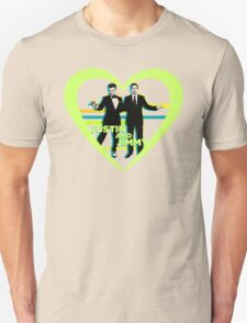 Justin and Jimmy Unisex T-Shirt