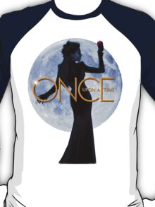 The Evil Queen/Regina Mills - Once Upon a Time T-Shirt