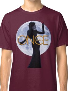 The Evil Queen/Regina Mills - Once Upon a Time Classic T-Shirt