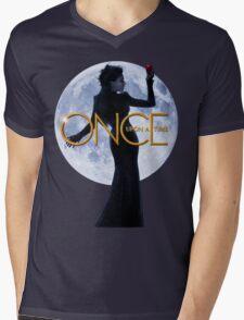 The Evil Queen/Regina Mills - Once Upon a Time Mens V-Neck T-Shirt